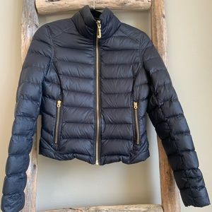 women's juicy couture puffer jacket